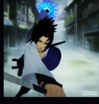 Uchiha Sasuke - God