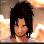 Uchiha Sasuke - Hate
