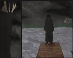 Uchiha Sasuke - Serenity by TomasLacerda
