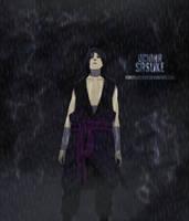 Uchiha Sasuke - Stormy Skies by TomasLacerda