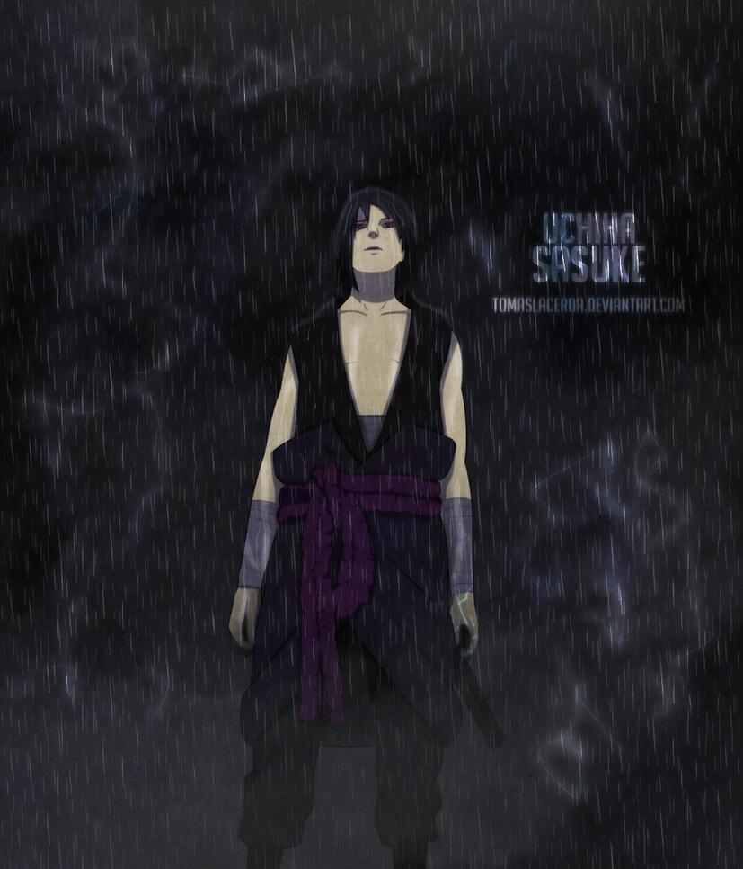 Hình Sasuke Uchiha - Đẹp kinh  Uchiha_Sasuke___Stormy_Skies_by_TomasLacerda