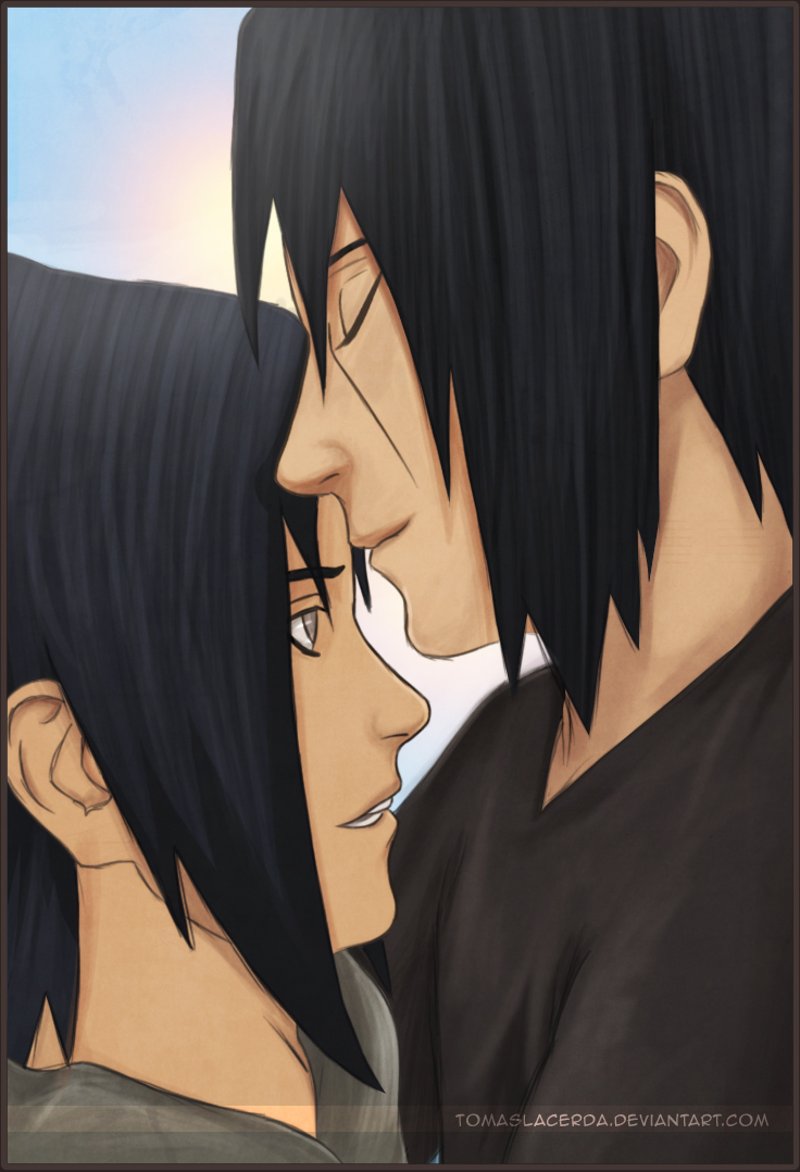 Uchiha Brothers - For you by TomasLacerda