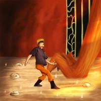 Naruto - My Secret Demon by TomasLacerda