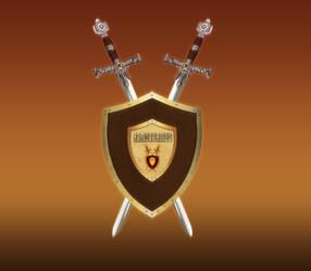 Armorgames Realistic logo SP by TomasLacerda