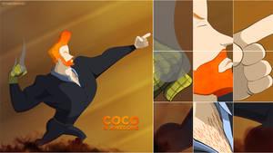 Conan O'Brien - COCO is awesome