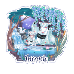 [CM] Incanto - Mystic Lake by xXYukiNoUsagiXx
