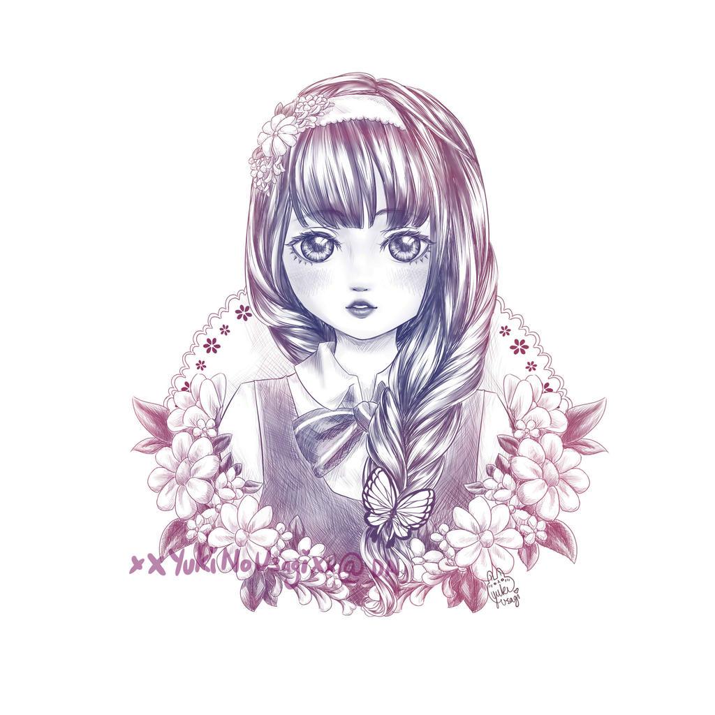 Pure as Flowers by xXYukiNoUsagiXx