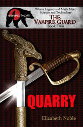 New cover for Elizabeth Noble: Quarry