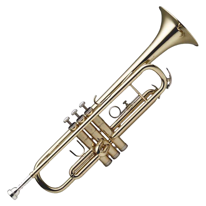 cut out trumpet