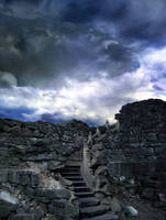 Stairway Ruins