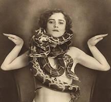 Snake Charmer by SolStock