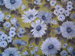 Vintage Daisy Fabric