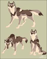 Wolf by NattiKay
