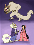 Hime and the Hellhound