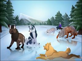 Collab: Ice Skating by NattiKay