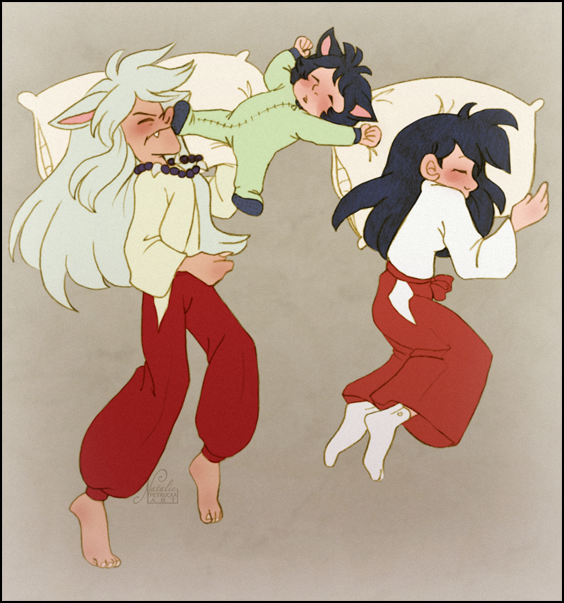 Inuyasha And Kagome Favourites By Claire-Cooper On DeviantArt
