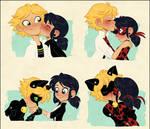 Love Square Kisses