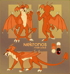 Commission: Nekronos Reference