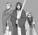Three Space Hunters