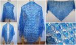 Maia Crochet Shawl