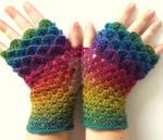 Jewels II - Dragon Gloves