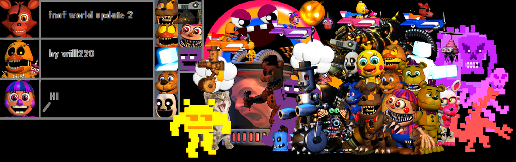 Fnaf World Update 2 Download Free - imad0wnload's diary