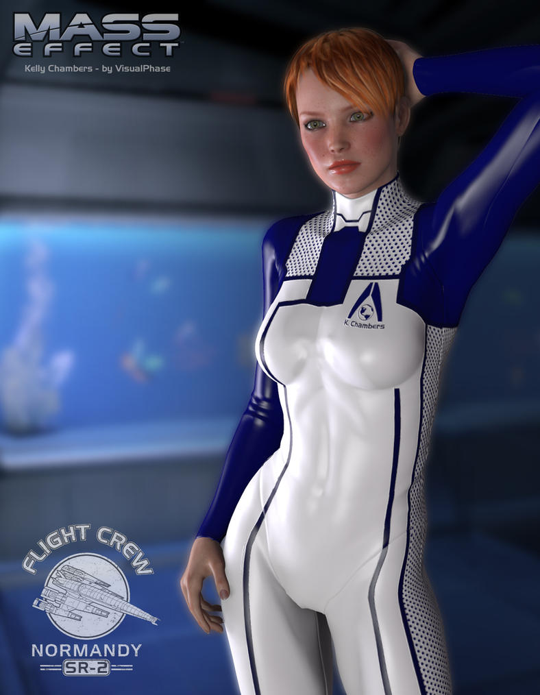 Accept. Mass effect kelly chambers porn me
