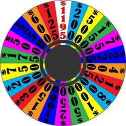 WOF Slot Wheel