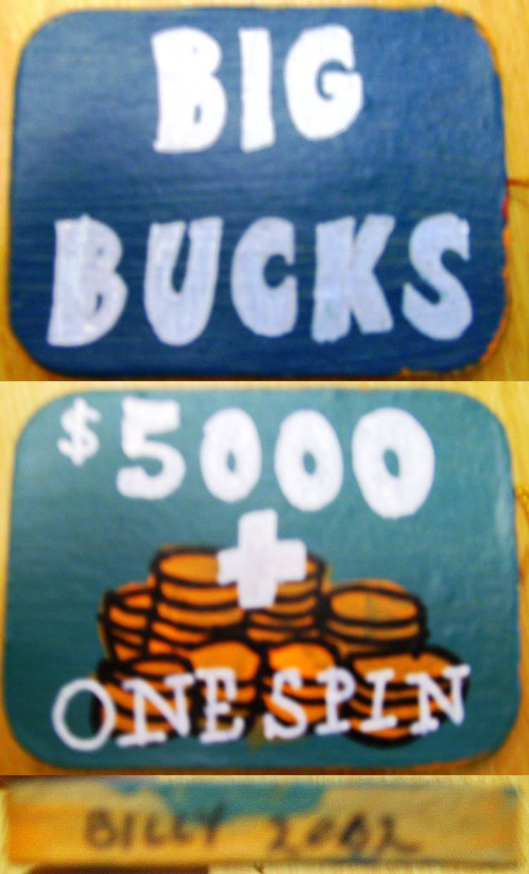 big bucks press your luck - photo #38