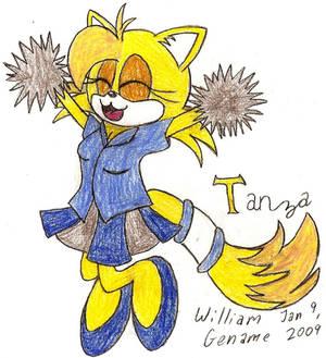 Tanza Cheerleading