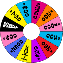 Parker Bros Wheel 1-3 by germanname