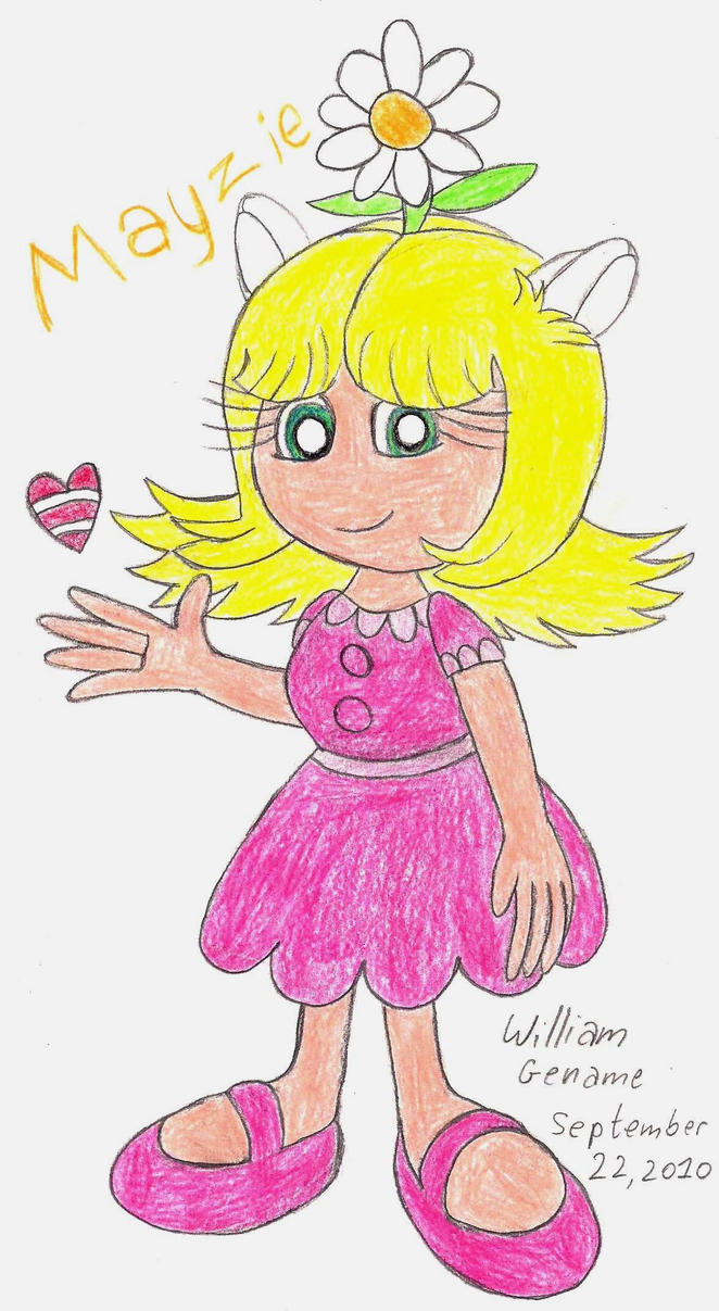 Image Result For Daisy Head Mayzie
