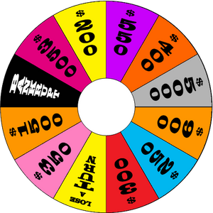 Parker Bros Wheel 2-4