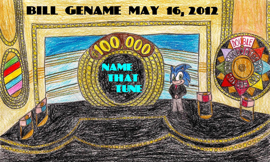 Name That Tune: Sonic's Hosting Name That Tune By Germanname On DeviantArt