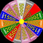 French 1986 Pentathlon Wheel