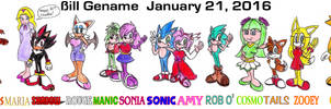 25 Awesome Sonic Characters