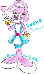 Louise the Hedgerabbit