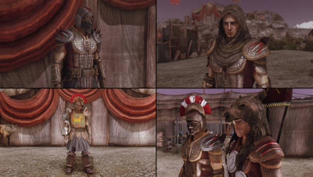 Ultimate Legion Overhaul WIP by dragbody