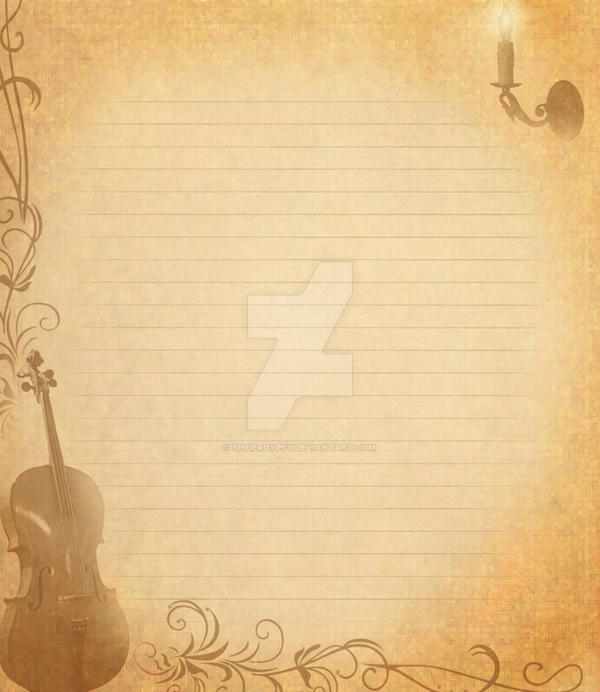 letter paper VI by spidergypsy on DeviantArt – Templates for Love Letters