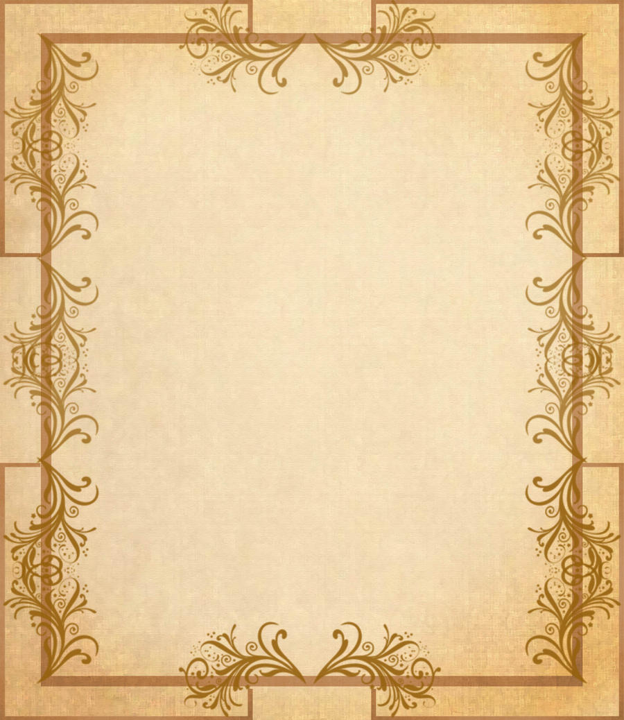 paper borders template for -#main
