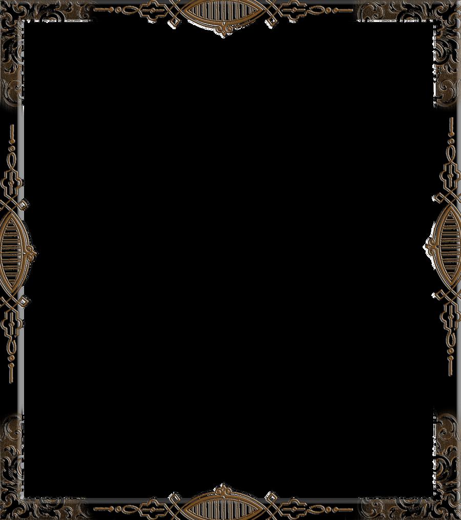 gothicborders gothic frame by spidergypsy on deviantart