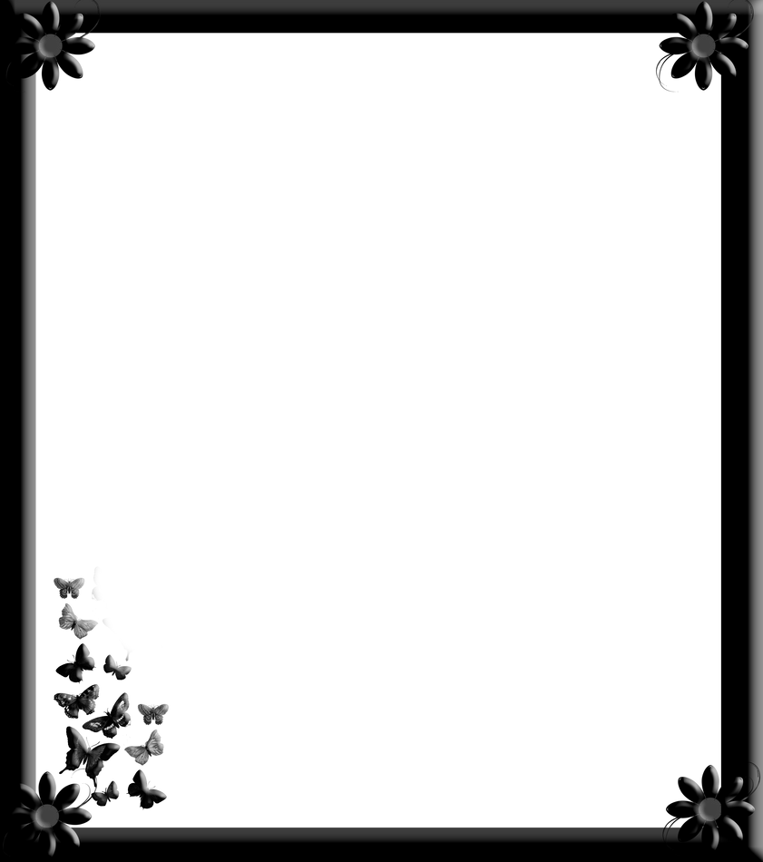 Awesome Gothic Picture Frames Model