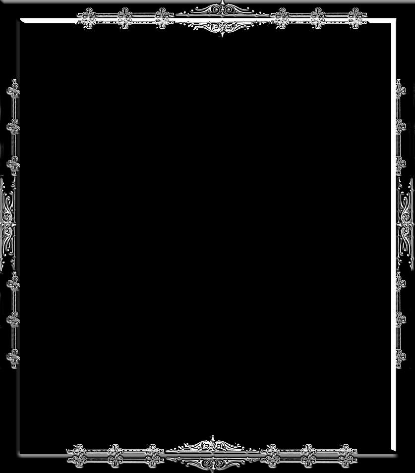 gothicborders gothic frame1 by spidergypsy on deviantart