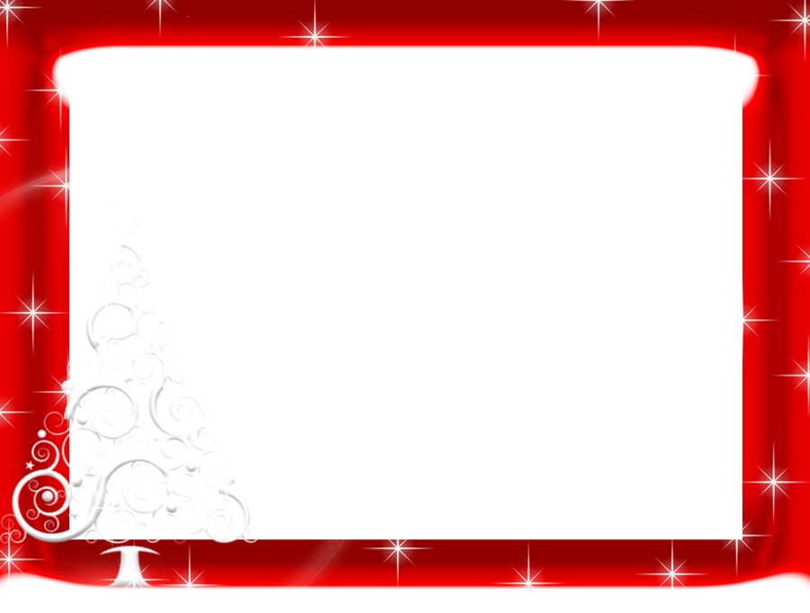 Christmas red frame by spidergypsy on DeviantArt