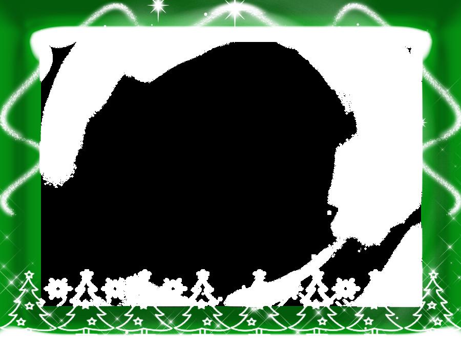 Christmas red frame by spidergypsy on DeviantArt