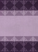 invitation background/journal cover purple by spidergypsy