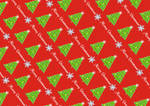 Wrapping Paper gifts Christmas Tree
