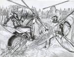 spawn vs ghostrider