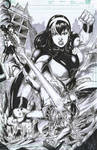 Legion of superheroes  :D :D