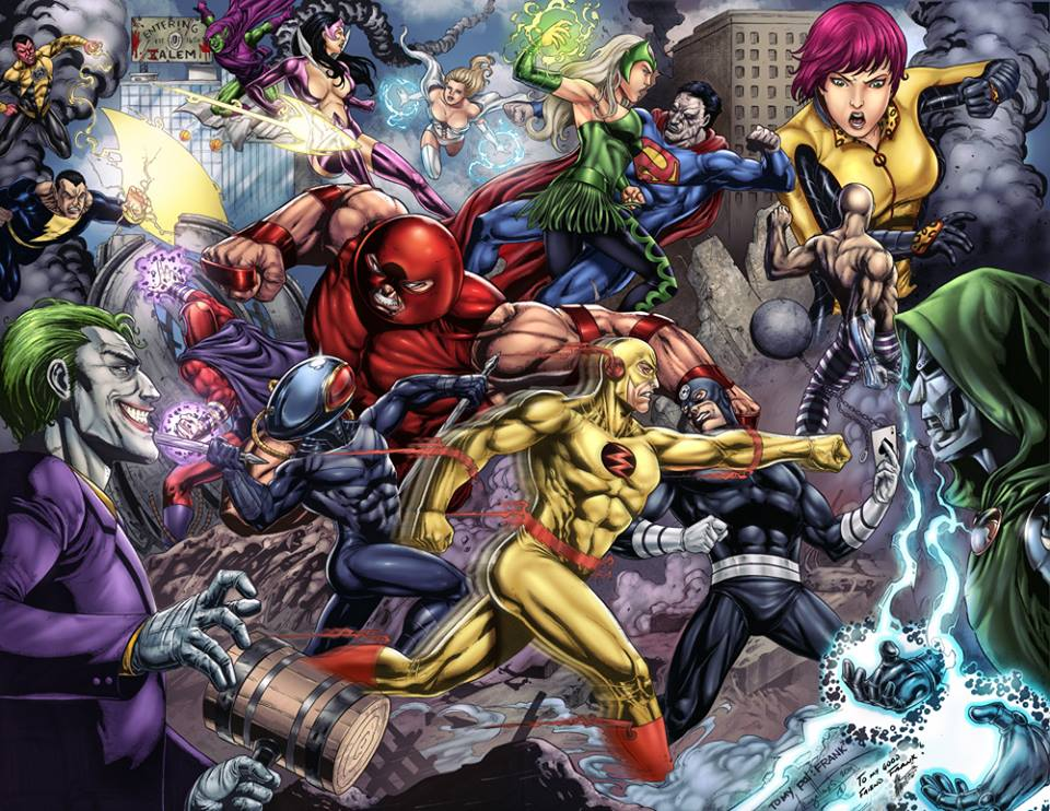 comparing the differences between superheroes and supervillains Free superheroes papers, essays, and  there are some differences between the superheroes in term of their  this essay will analyze this issue, by comparing the.